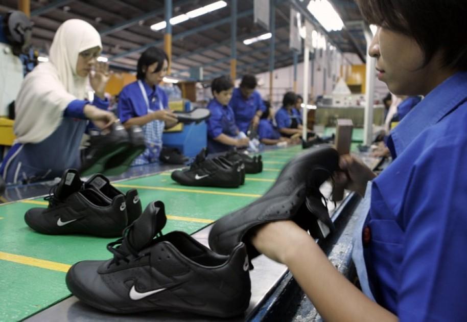 Nike : le géant américain qui n'a pas d'usine aux Etats Unis